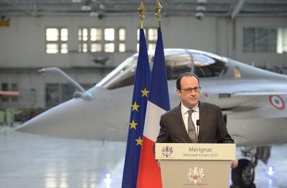 visita pres Francois Hollande Dassault - mar2015 - foto 5 Dassault Aviation