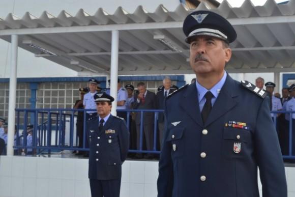 Passagem comando PAMA-SP abril 2015 - foto FAB
