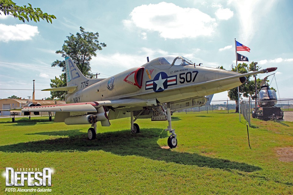 A-4C Serial 147715 - FWAM