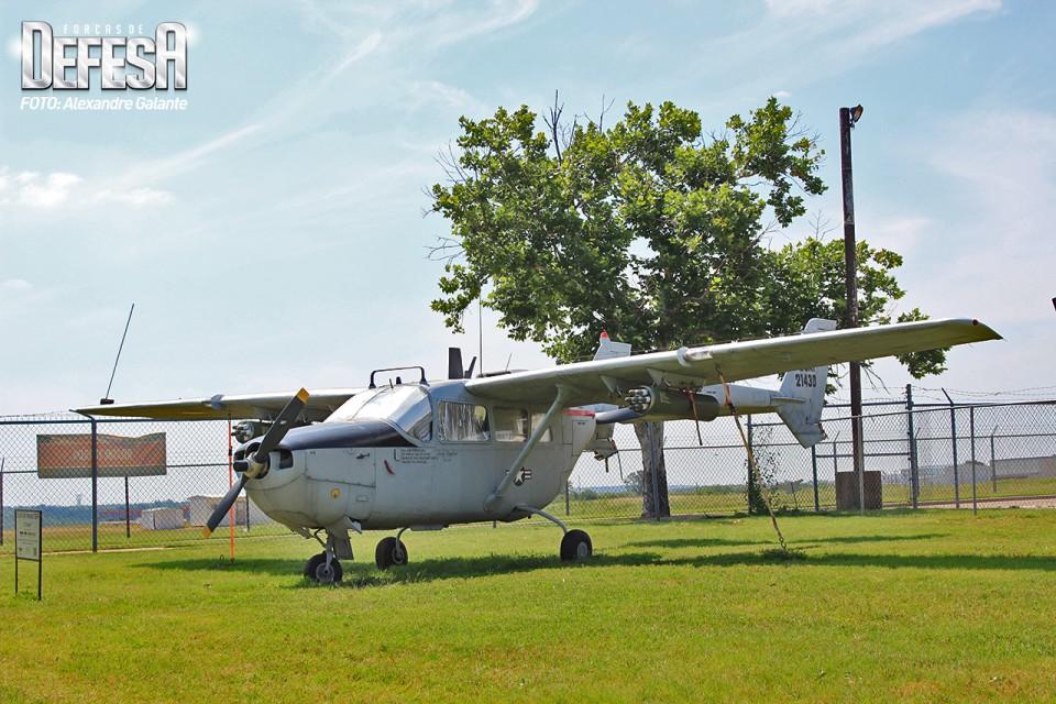 Cessna O-2 Skymaster Serial 67-21430