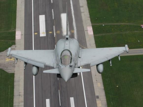 Eurofighter Typhoon - foto 3 Força Aérea Italiana