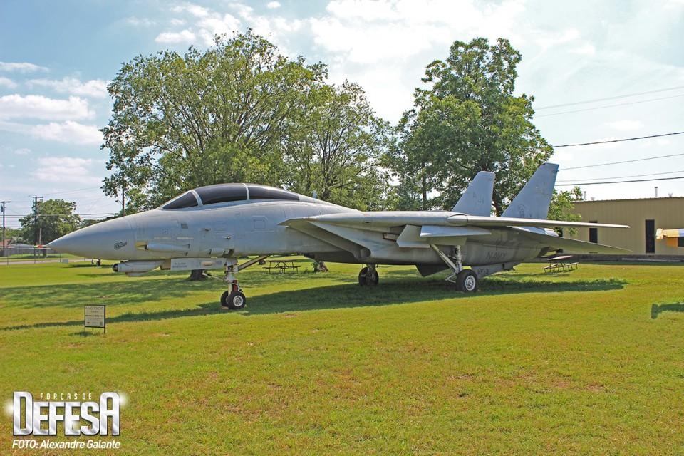 Grumman F-14 Tomcat Serial 159600