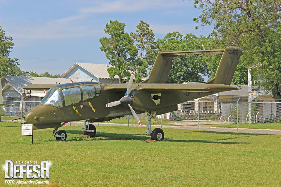 North American OV-10 Bronco Serial 155426