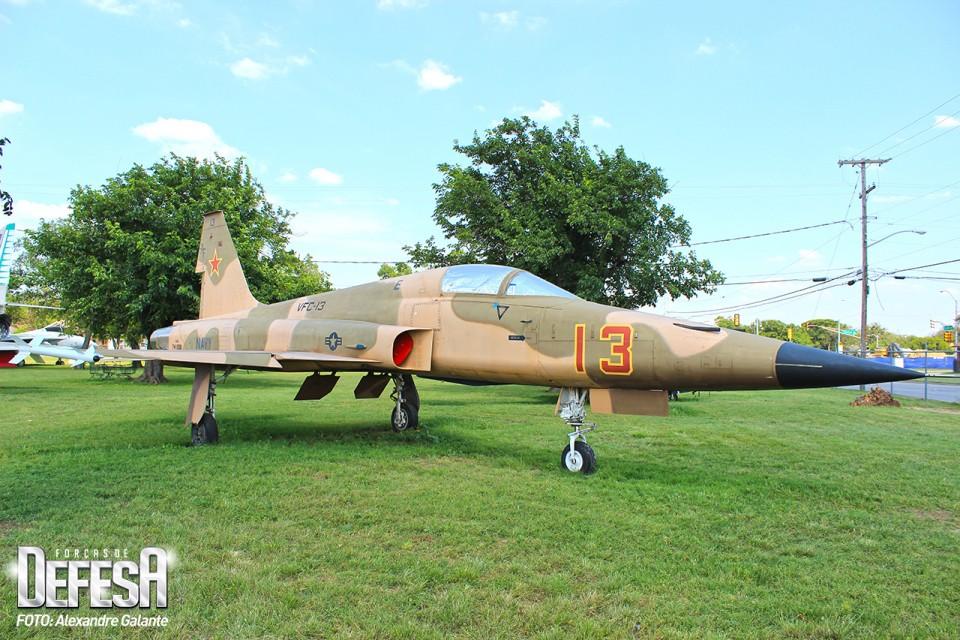 Northrop F-5E Tiger II Serial 74-1558