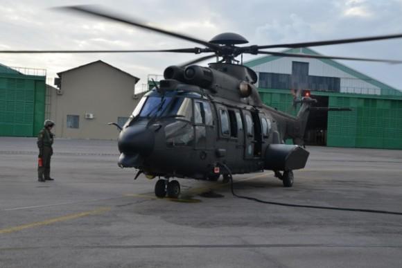 Treinamento FAB e EB com H-36 e HM-4 em Belém - foto 2 FAB