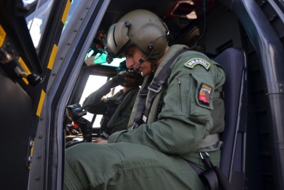 Treinamento FAB e EB com H-36 e HM-4 em Belém - foto 4 FAB