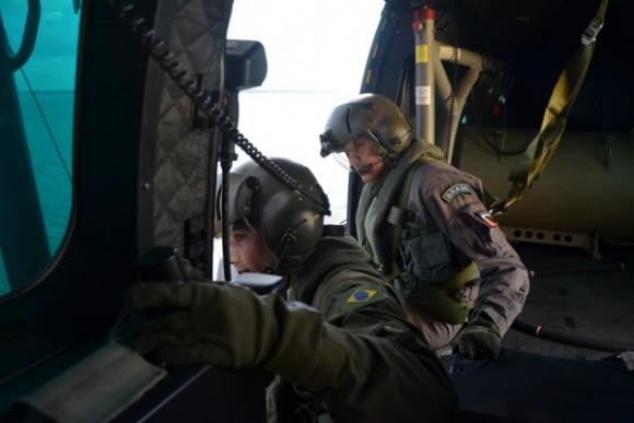 Treinamento FAB e EB com H-36 e HM-4 em Belém - foto 5 FAB