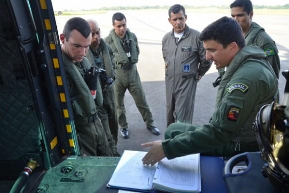 Treinamento FAB e EB com H-36 e HM-4 em Belém - foto 6 FAB