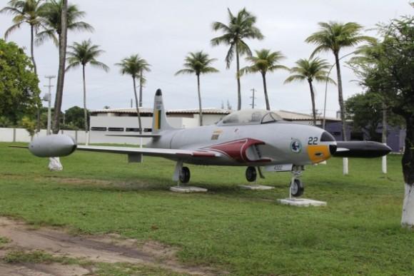Museu de Aeronáutica no Recife - 3