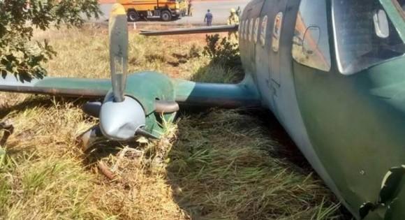 acidente EMB-110 FAB foto estado de minas 2