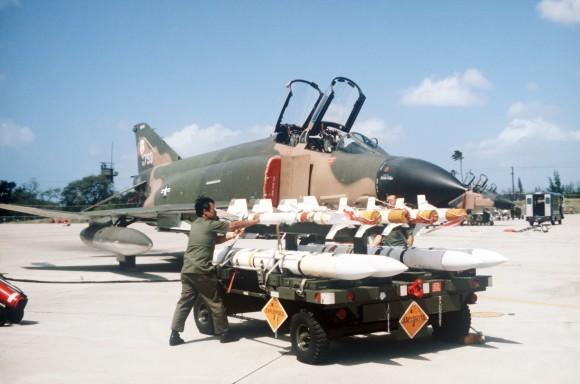F-4C Phantom II da USAF