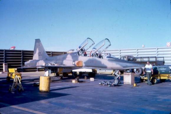 F-5B da USAF