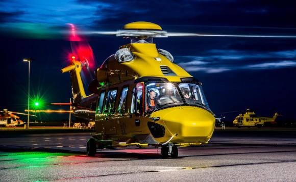 Helicóptero H175 2