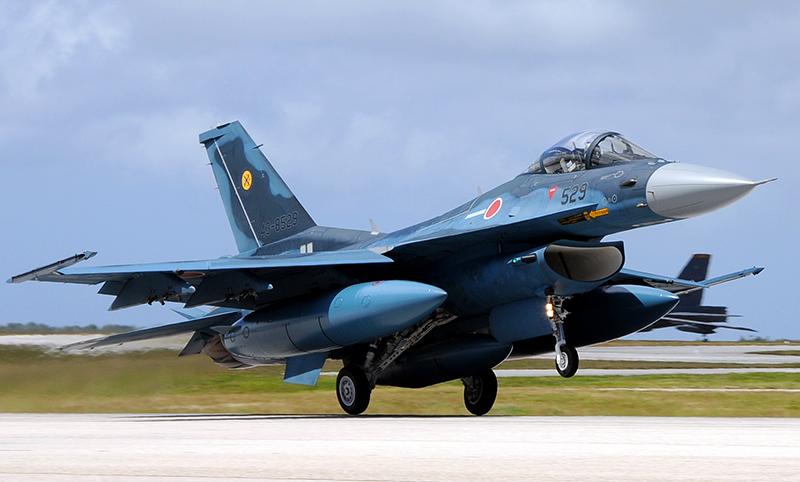 Caça F-2 da JASDF