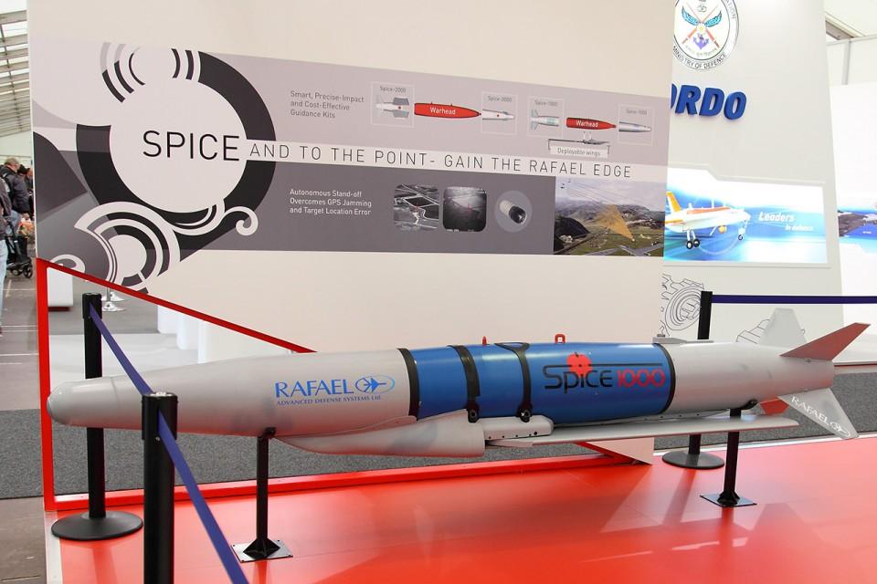 Bomba SPICE 1000