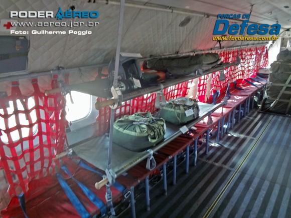 domingo aereo AFA 2015 C-105 interior 02 - foto poggio