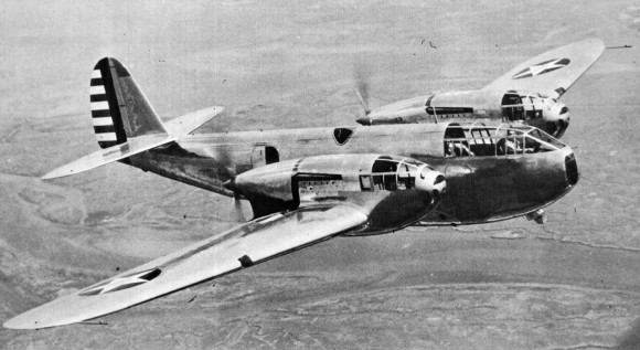 Bell YFM-1 Airacuda - 2