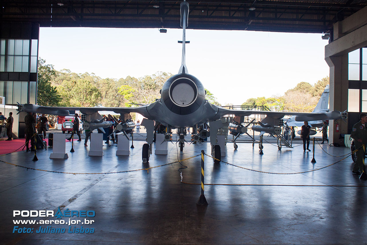 Gripen NG Mock-up - BAAN 2015 - 5