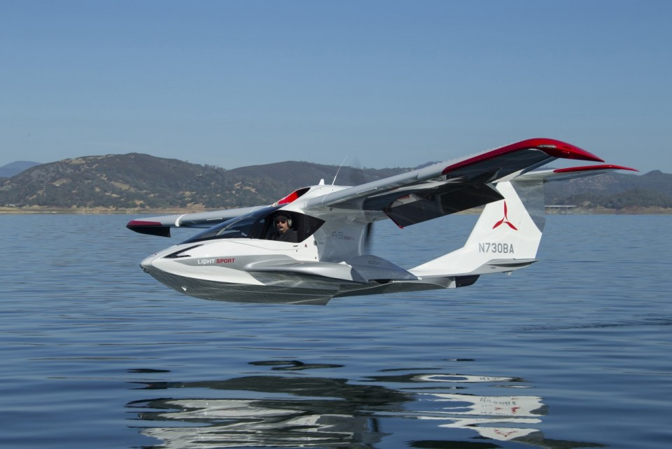 Icon Aircraft A5 - 1