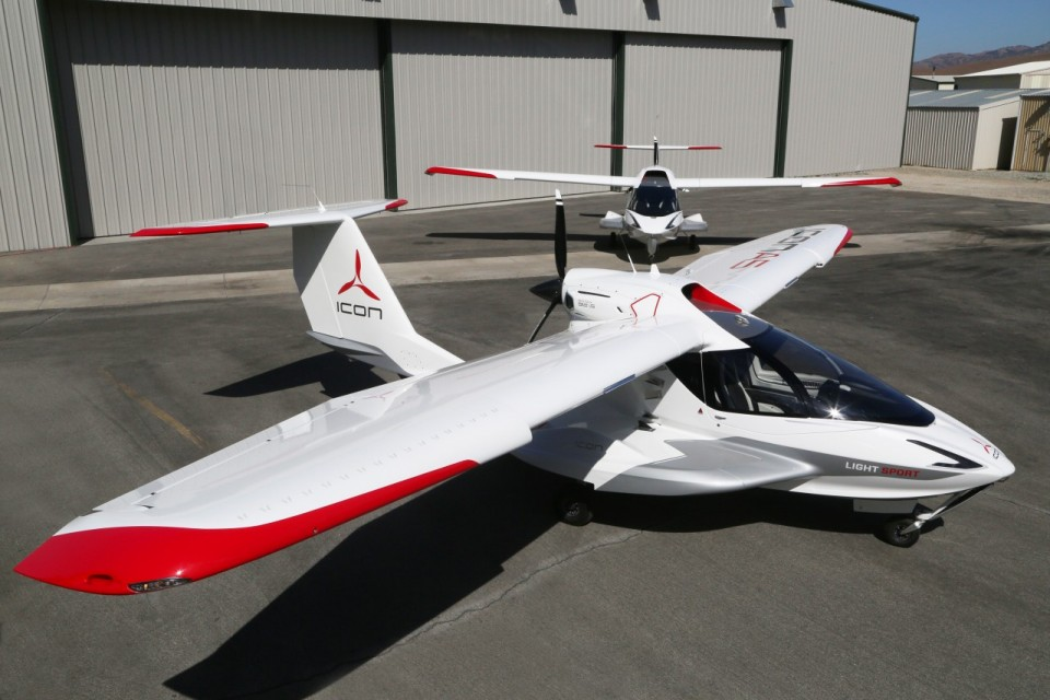 Icon Aircraft A5 - 3