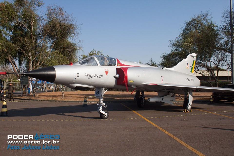 Mirage IIIEBR - BAAN 2015 - 1