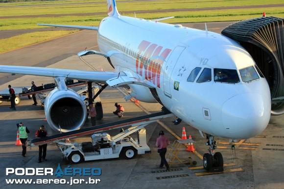 Aviação comercial  TAM