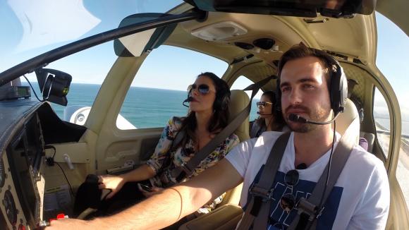Aero, por trás da aviação