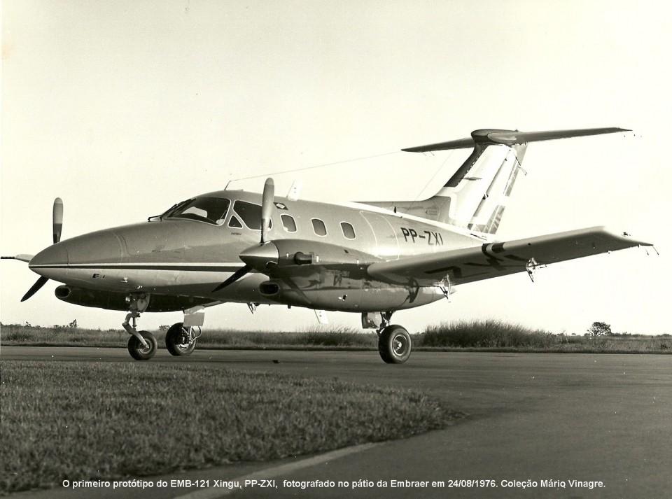 EMB-121 Xingu - 1