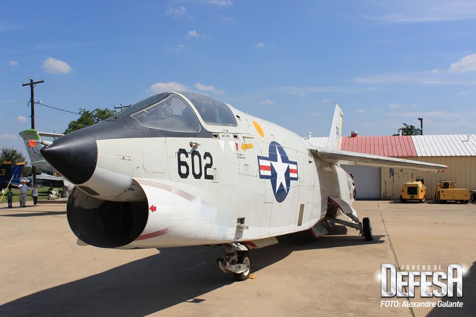 FWAM Vought RF-8G Crusader