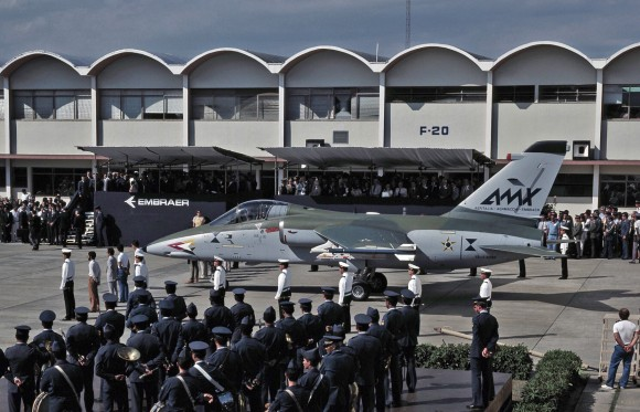 Rollout do AMX no Brasil