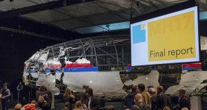 Reconstrução do MH17