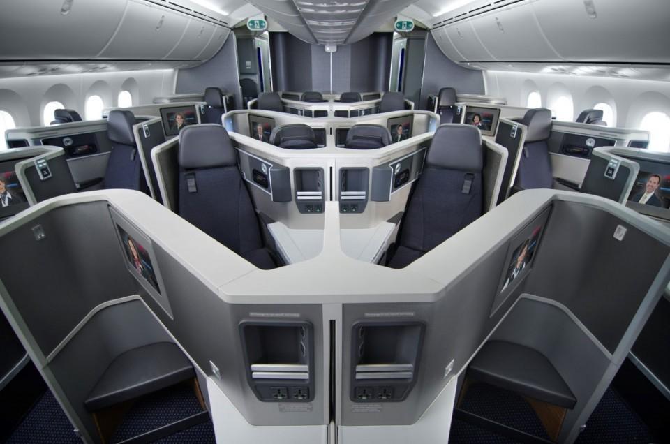 AA B787 Dreamliner - 1