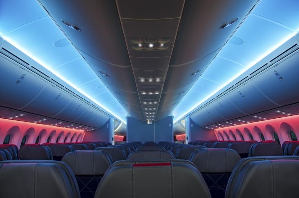 AA B787 Dreamliner - 2