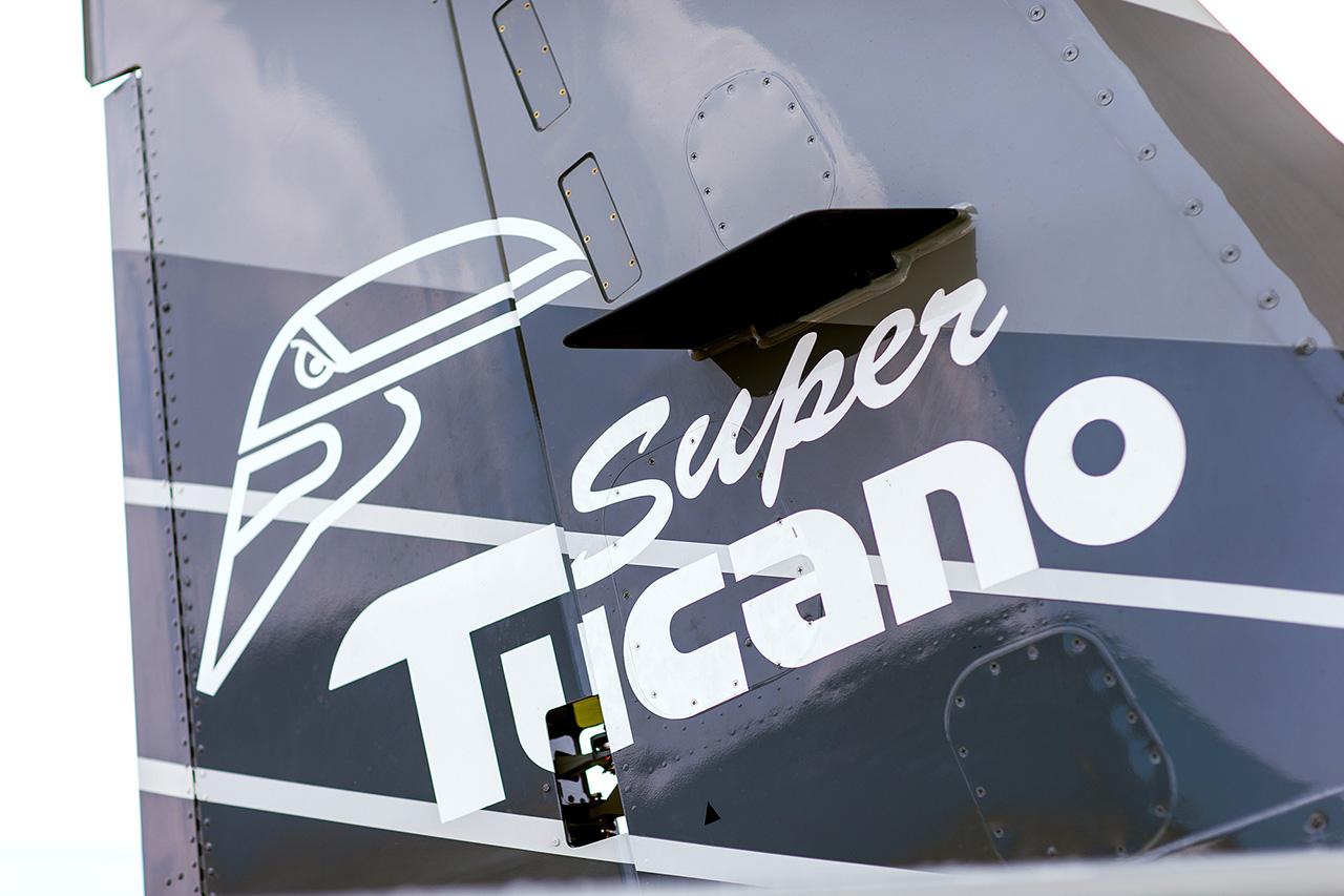 Demonstrador A-29B Super Tucano - 3