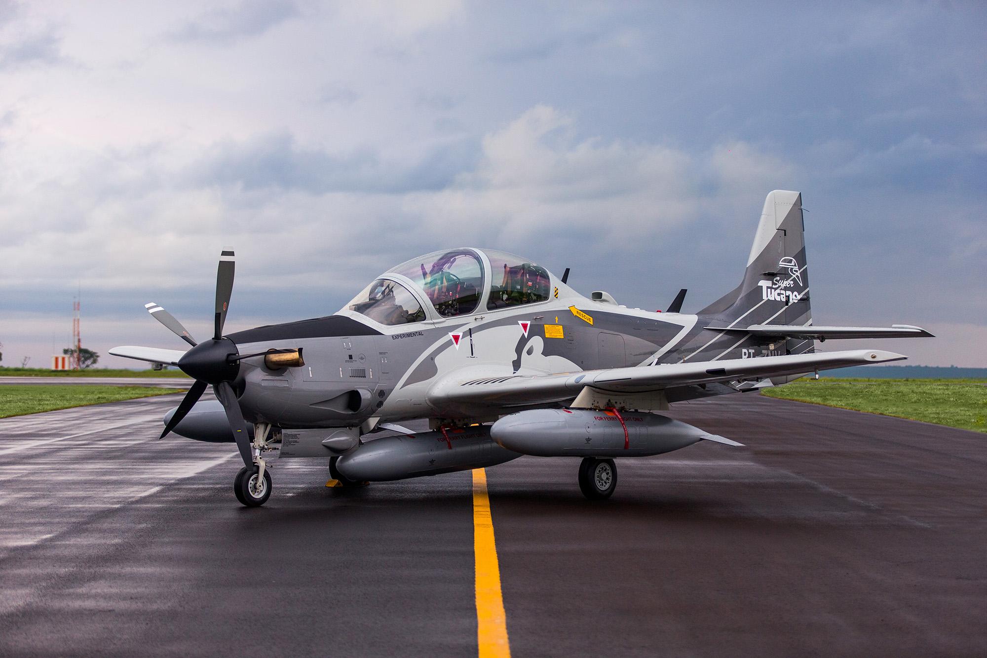 Demonstrador A-29B Super Tucano - 7