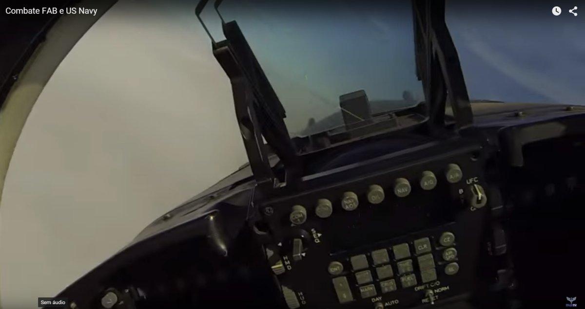 F-5M x F-18 1