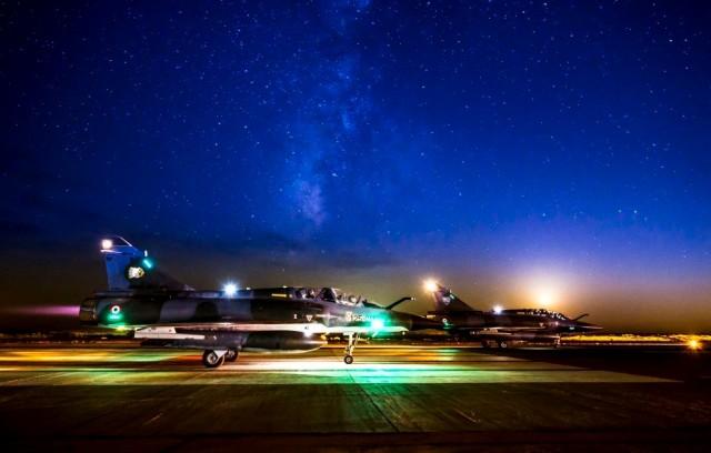 Mirage empregado em missoes contra o Estado Islamico - foto 3 Min Def Franca