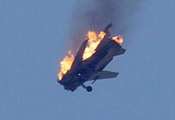 Su-24 sirio abatido em jun 2015