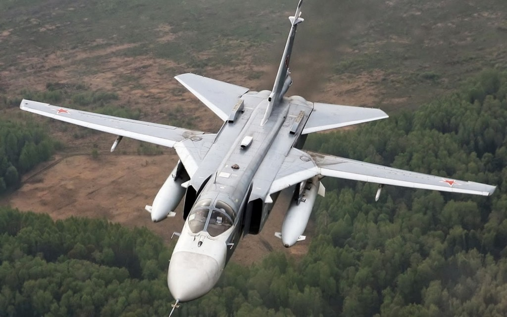 Su-24M Fencer