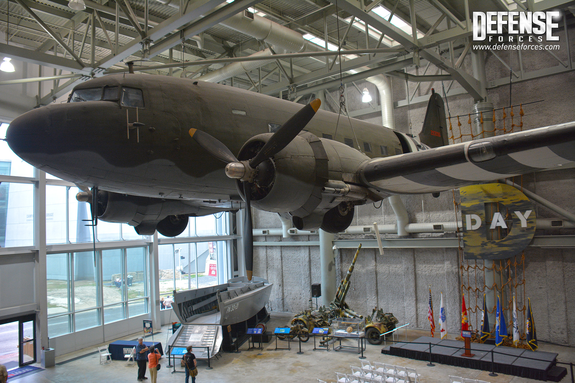 The National WWII Museum - 3