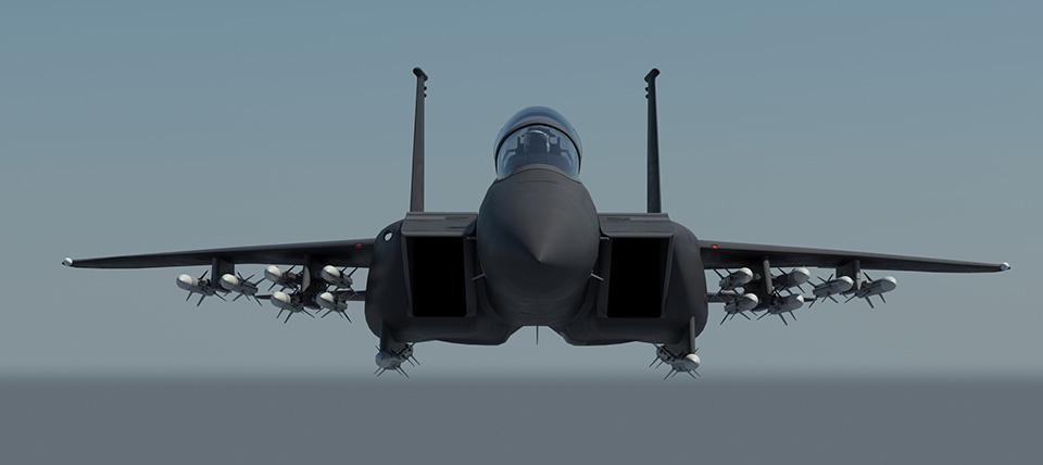 F-15 versão 2040C
