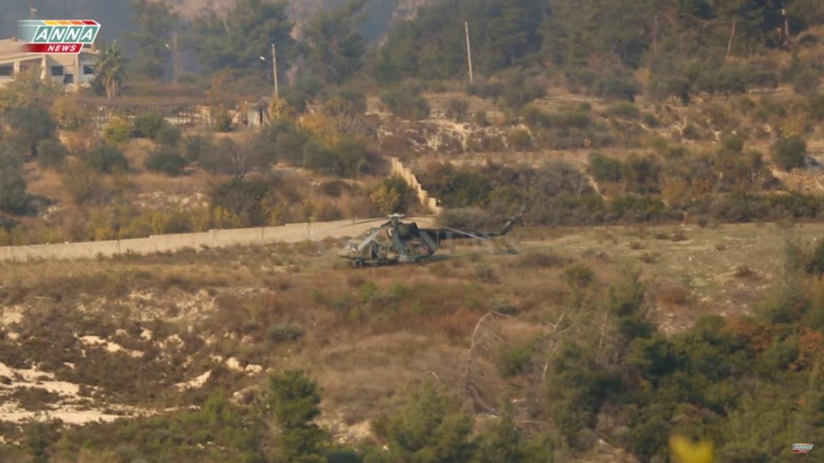 resgate de piloto russo abatido na siria 1