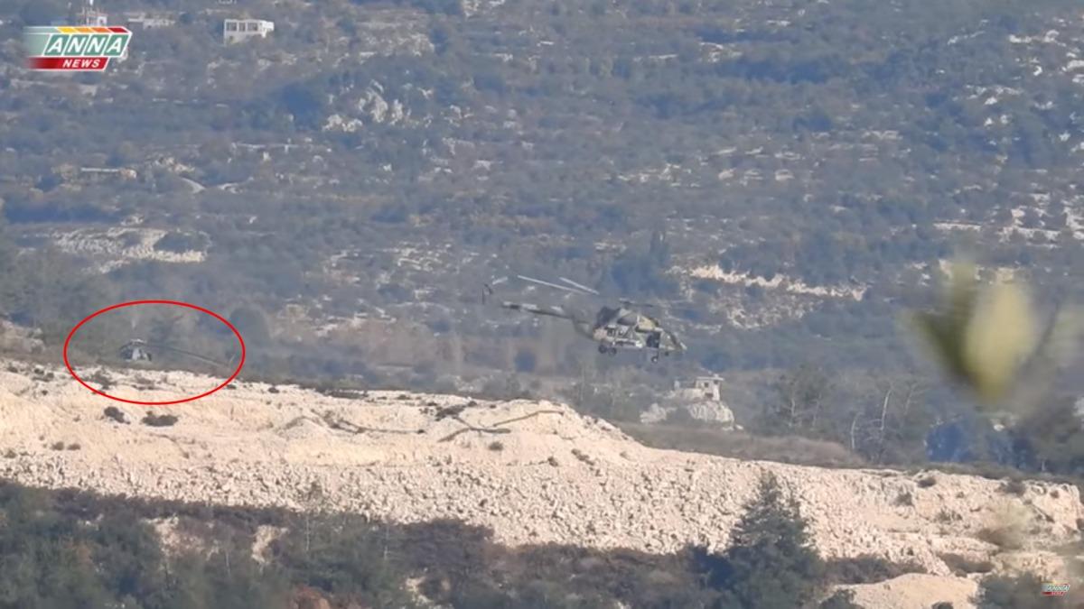 resgate de piloto russo abatido na siria 2