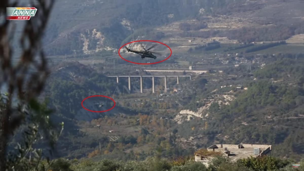 resgate de piloto russo abatido na siria 3
