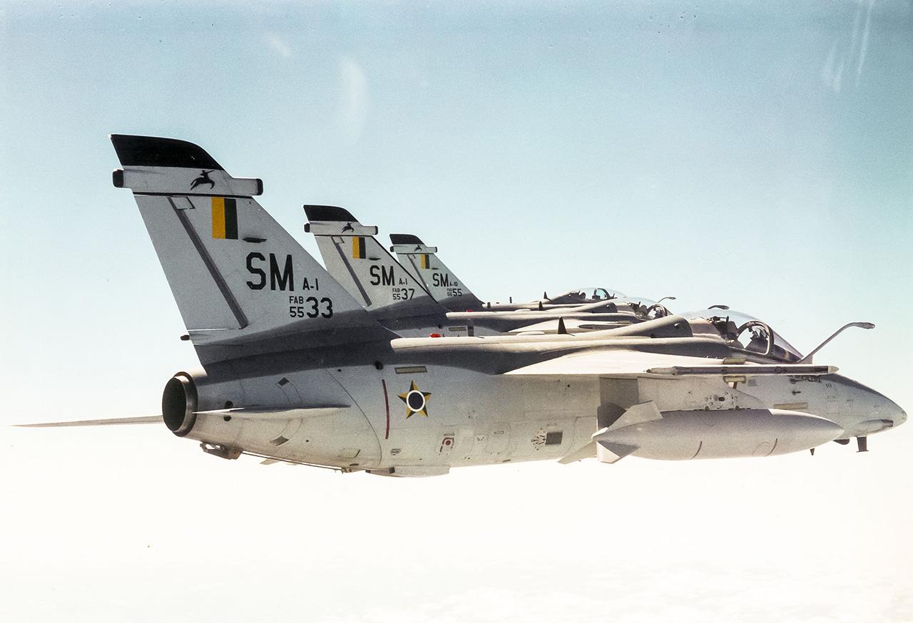 A-1 de Santa Maria (SM)