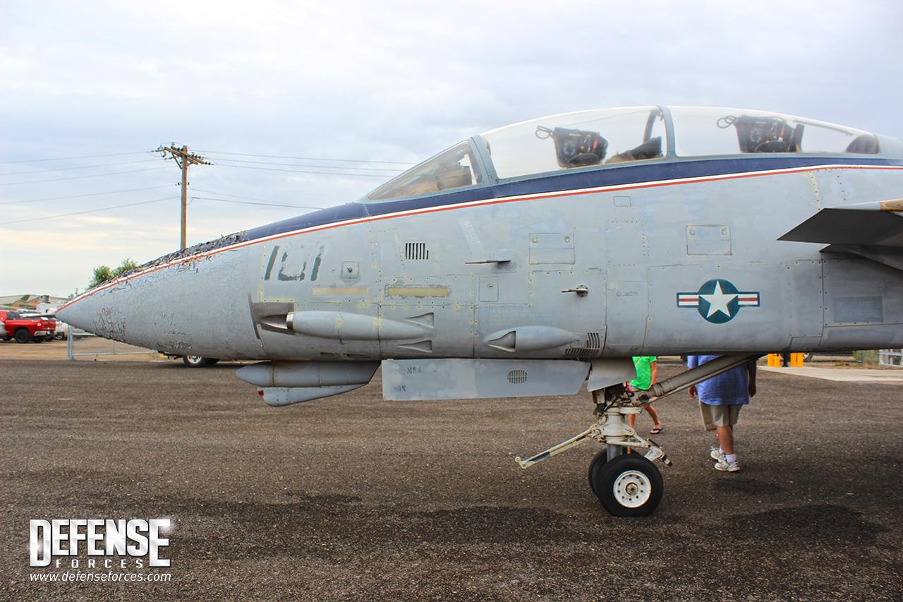 CAF F-14 - 2