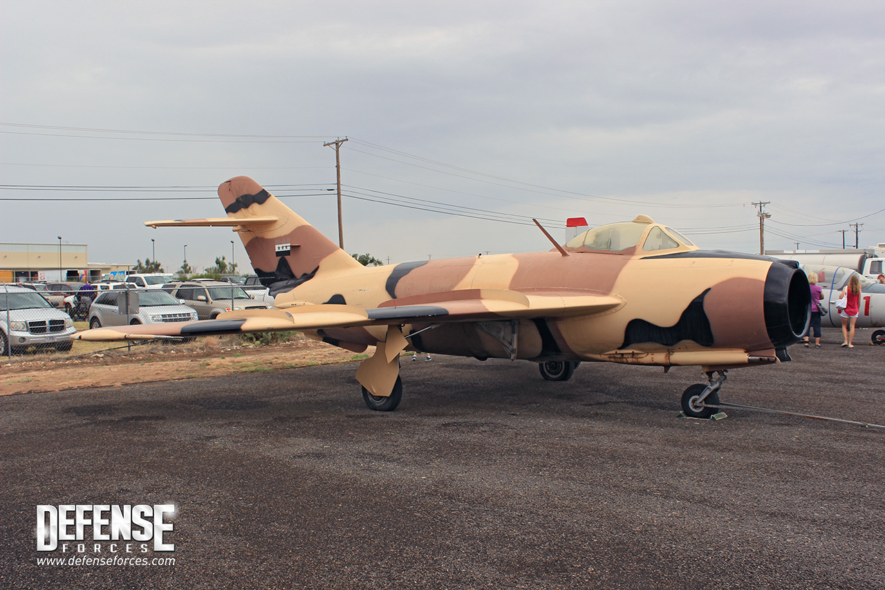 CAF MiG-17 - 1