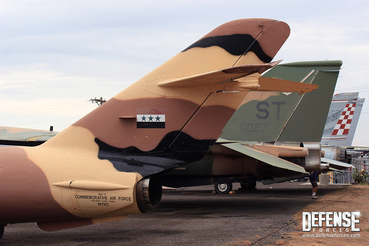 CAF MiG-17 - 5