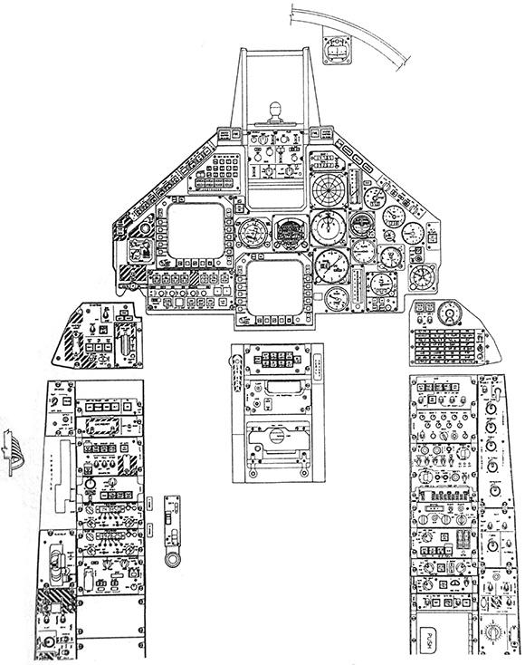 Cockpit AMX 2