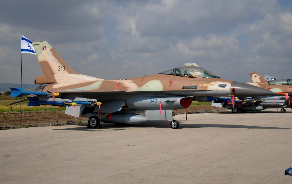 F-16C Barak